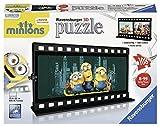 Ravensburger 11202 - Filmstreifen Minions - 3D Puzzle, 108-teilig