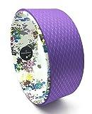 myyogawheels * NEU * Farbe splash Pilates Yoga Rad Prop–Fitness Balance Trainer–Rücken...