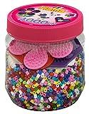 Hama 2051 - Bügelperlen Dose, circa 4000 Perlen und Zubehör