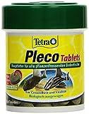 Tetra Pleco Tablets, Grünfutter-Tabletten mit einem hohen Anteil an Spirulina-Algen, 120 Tabletten...