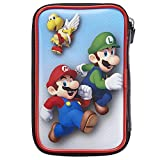 Offizielle Nintendo New 3DS XL / 3DS XL – Tasche / Hülle | 4 Motive zur Auswahl | Schützt den...