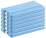 PEARL Kühlakku: 6er-Set Kühlakkus mit je 200 g Füllung, für bis 12 Stunden Kühlung...