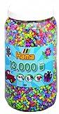 Hama 211-50 - Bugelperlen, 13000-teilig