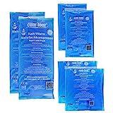COM-FOUR® Sparpack Mehrfachkompresse 3 verschiedene Größen kalt & warm - Mikrowellen geeignet (2x...