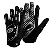 Seibertron Pro 3.0 Elite Ultra-Stick Sports Receiver/Empfänger Handschuhe American Football Gloves...