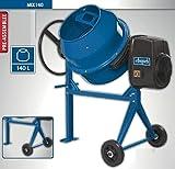 MIX140 BETONMISCHER 140 L 230V 550W