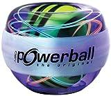 Kernpower Hand- und Armtrainer Powerball The Original Multi-light - mit patentiertem Autostart, blau...