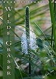Wilde Gräser / Geburtstagskalender (Tischkalender immerwährend DIN A5 hoch): Verschiedene Gräser...