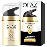 OLAZ Total Effects CC Cream, hellere Hauttypen, Pumpe