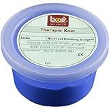 bort 951500 Therapieknete Standard mittel, Größe: 80, dunkelblau