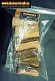 Pflaume Wood chunks 1 KG Räucherklötze plum BBQ Smoker oder Räucherholz