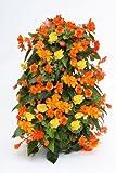 Flower Tower®, Blumenturm, Pflanzenturm, Blumensäule 85 cm hoch