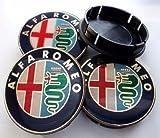 Alfa Romeo Felgendeckel & Nabendeckel & Nabenkappen 60 MM