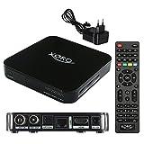 DVB-T2/C Android IPTV Receiver: Xoro HST-T2/C DVB-T2 DVB-C Receiver (Kabel + Terrestisch) + HDMI...