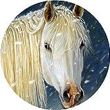 Tortenaufleger Pferd 03 mit Glitzereffekt