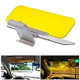 AlierGo Auto Blendschutz + Sonnenschutz Frontscheibe Blendscheinwerfer für Tag und Nacht Regen und...