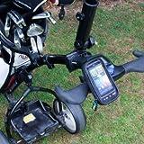 Golf Kaddy Golftasche Halterung & Wasserfeste Schutzhülle für Apple iPhone 4