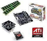 One PC Aufrüstkit   AMD FX-Series Bulldozer FX-6300, 6x 3.50GHz   montiertes Aufrüstset  ...