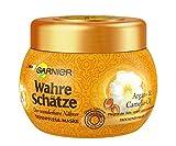 Garnier Wahre Schätze Haar-Maske, Haarkur für intensive Haarpflege (mit Argan-Öl & Camelia-Öl -...