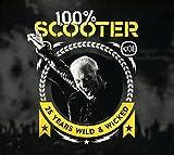 100% Scooter-25 Years Wild & Wicked (3cd-Digipak)