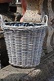 Weidenkorb,sehr stabil,bepflanzbar,naturbelassen,39cm
