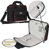 BUBM-Projektor-Tasche, Beamertasche tragbare Tragetasche für Projektor und Zubehör, passend für...