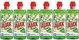 Colgate-Palmolive Ajax Frühlingsblumen 1 L, 6er Pack (6 x 1 l)
