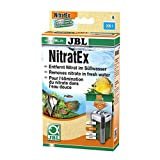 JBL NitratEx 62537 Filtermasse zur schnellen Entfernung von Nitrat aus Aquarienwasser, 170 g