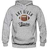 Any Given Sunday | An jedem verdammten Sonntag | Hoody | Herren | Super Bowl | Play Offs | Football...