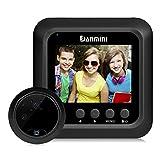 LCD-Bildschirm für Kamera-Türklingel/Türspion Türspion mit 2,0MP HD-Kamera, 2,4-Display,...