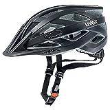 Uvex Fahrradhelm I-Vo Cc, Black Mat, 56-60, 4104230817