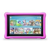 Fire HD 10 Kids Edition-Tablet, 25,65 cm (10,1 Zoll) 1080p Full HD-Display, 32 GB, pinke...