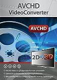 AVCHD Video Converter - Umwandlung, Bearbeitung, Konvertierung für über 50 Formate in jedes...
