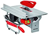 Einhell Tischkreissäge TC-TS 820 (800 W, Sägeblatt-Ø 200 mm, max. Schnitthöhe 45 mm,...