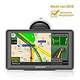 GPS Navi Navigation für Auto LKW PKW KFZ Navigationsgerät 7 Zoll Lebenslang Kostenloses...