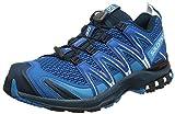 Salomon Herren XA Pro 3D Trailrunning-Schuhe, Blau (Mykonos Blue/Blue Reflecting Pond/White), 40 2/3...