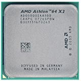 AMD Athlon 64 X2 Dual-core 5000+ 2.6GHz 0.512MB L2 Box Prozessor - Prozessoren (AMD Athlon X2, 2,6...