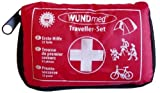Wund med Travel Set für die Erste Hilfe unterwegs 32 teilig