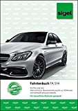 Sigel FA514 Fahrtenbuch für PKW und LKW, A5, 32 Blatt