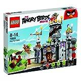 LEGO 75826Angry Birds King Pig 's Castle Baukasten