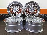 BMW 1er E87 F20 2er 3er E46 E90 4er 5er 6er X1 X4 X3 Z4 Z3 18 Zoll Alufelgen NEU