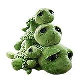 Haodou Plüsch Schildkröte Puppe Große Augen Die Schildkröte Plüsch Tiere Spielzeug Cute Puppe...