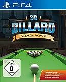 3D Billard - Billard & Snooker für die ganze Familie - PS4 [PlayStation 4]