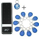 OBO HANDS RFID Touch Metall Zugangskontrolle Tastatur Elektronische Türschloss Access Control...