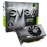 EVGA GeForce Gaming ACX 3.0/GDDR5/LED/DX12OSD Supporté Graphic Cards grau / silber 6GB