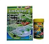 Schneckenfallen-Set JBL Lim Collect & Novo Fect 100ml