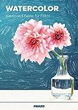 FRANZIS Watercolor: Aquarell-Effekte für Fotos, Software für PC und Apple Mac, Inklusive Plug-in...