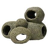 Rosewood Dekoelement für Aquarien, Modell Höhlenkomplex, klein