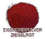 Eisenoxid Pulver Pigmentpulver Farbpigmente für Beton Lehm Keramik   Betonfarbe Bodenfarbe färben...