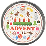 Advent. Candle To Go XXXL: Kerze in Dose